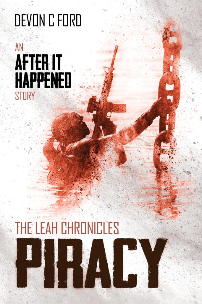 Leah - Piracy - Ebook