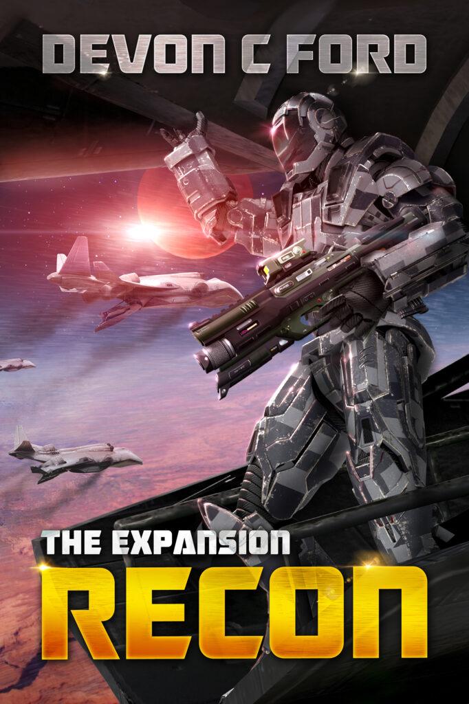 Recon Ebook Cover